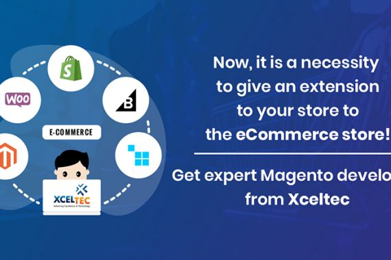 Hire Expert Magento 2 Developer from XcelTec for Your eCommerce Needs