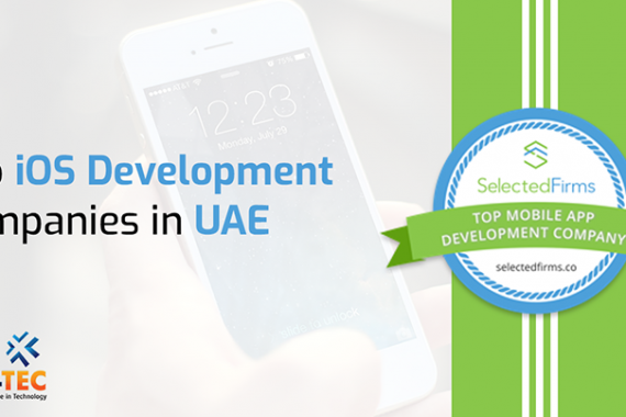 SelectedFirms Named XcelTec as a Top iOS Development Companies in UAE