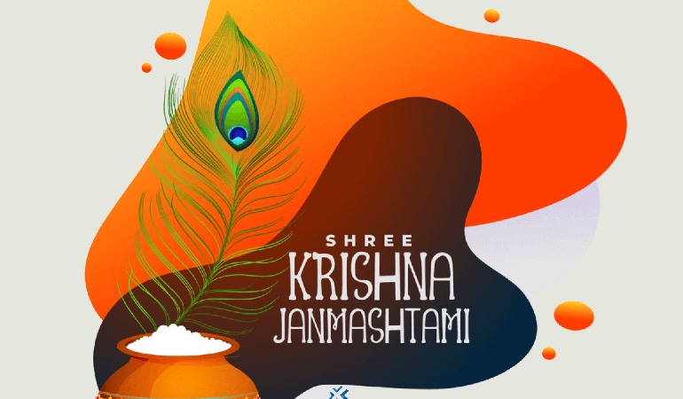 Software development Company XcelTec Celebrates Janmashtami Festival