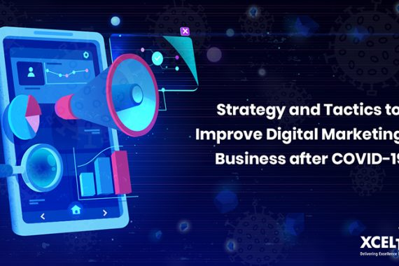 Strategy and Tactics to Improve Digital Marketing of Business after COVID-19