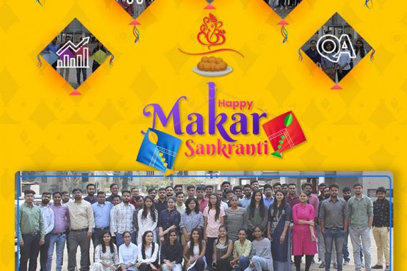 Uttarayan (Kite Festival) Celebration at XcelTec