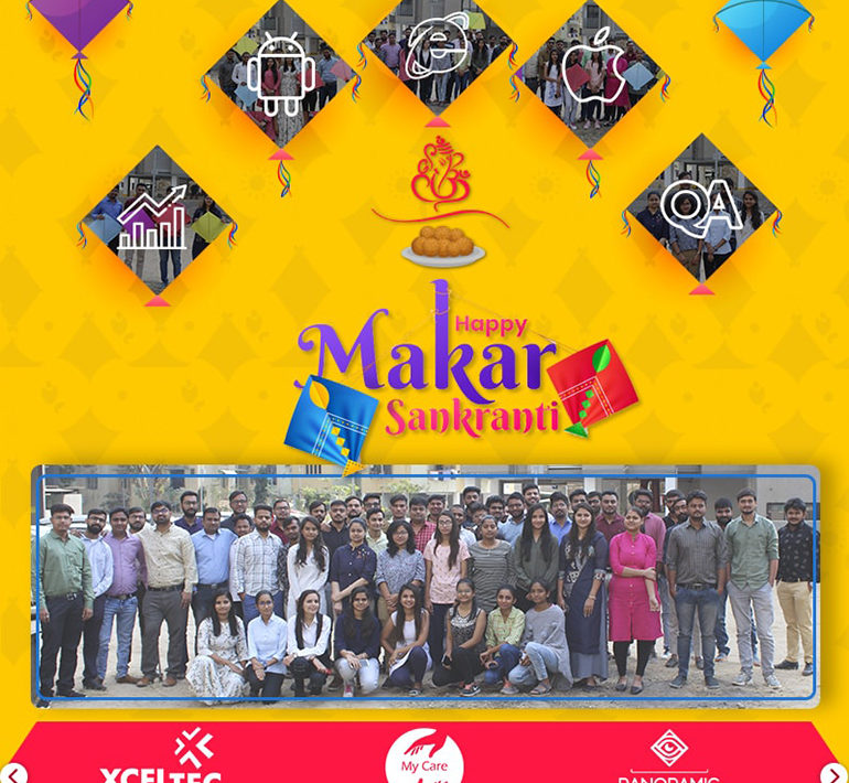 Uttarayan (Kite Festival) Celebration at XcelTec