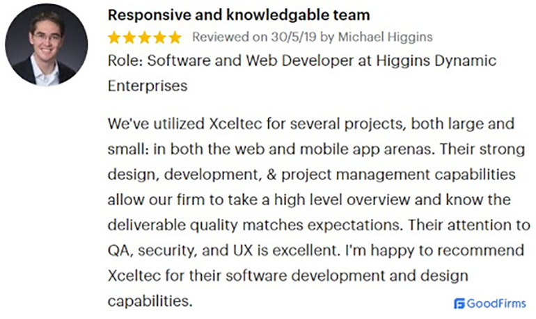 App Development Company at Good Firms